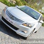 2015 Hyundai Verna diesel facelift