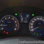2015 Hyundai Verna petrol facelift cluster