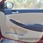 2015 Hyundai Verna petrol facelift door trim