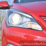 2015 Hyundai Verna petrol facelift projector headlight