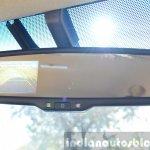 2015 Hyundai Verna petrol facelift rear view camera