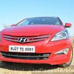 2015 Hyundai Verna petrol facelift