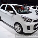 2015 Kia Picanto front three quarter view at 2015 Geneva Motor Show