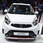 2015 Kia Picanto front view at 2015 Geneva Motor Show