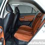 2015 Kia Picanto interior(rear) view at 2015 Geneva Motor Show