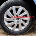 2015 Maruti Dzire facelift ZDi wheel spied