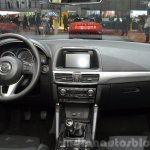2015 Mazda CX-5 dashboard at 2015 Geneva Motor Show