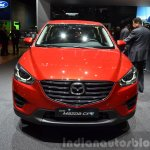 2015 Mazda CX-5 front view at 2015 Geneva Motor Show
