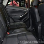 2015 Mazda CX-5 rear seat view at 2015 Geneva Motor Show