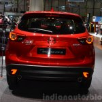 2015 Mazda CX-5 rear view at 2015 Geneva Motor Show
