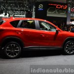 2015 Mazda CX-5 side view at 2015 Geneva Motor Show