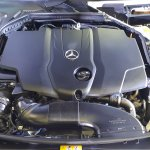 2015 Mercedes C Class Diesel launch diesel engine