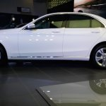 2015 Mercedes C Class Diesel launch side