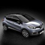 2015 Renault Captur Pure edition press shot front three quarter