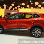 2015 Renault Kadjar side view at 2015 Geneva Motor Show