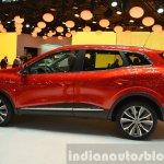 2015 Renault Kadjar side view at 2015 Geneva Motor Show