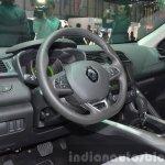 2015 Renault Kadjar steering(2) at 2015 Geneva Motor Show