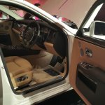 2015 Rolls Royce Ghost Series 2 India launch  driver entry