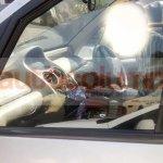 2015 Tata Nano Active Twist spied interior dashboard