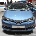 2015 Toyota Auris front view at the 2015 Geneva Motor Show