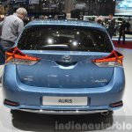 2015 Toyota Auris rear view at the 2015 Geneva Motor Show