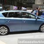 2015 Toyota Auris side view at the 2015 Geneva Motor Show