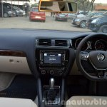 2015 VW Jetta TDI DSG facelift interior Review