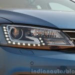 2015 VW Jetta TDI facelift DRL Review