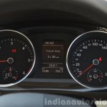 2015 VW Jetta TDI facelift cluster Review