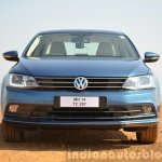 2015 VW Jetta TDI facelift front Review