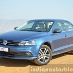 2015 VW Jetta TDI facelift front angle Review