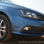 2015 VW Jetta TDI facelift front bumper Review