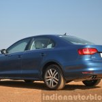 2015 VW Jetta TDI facelift rear image Review