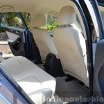 2015 VW Jetta TDI facelift rear legroom Review