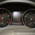 2015 VW Jetta TSI facelift cluster Review