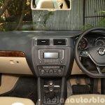 2015 VW Jetta TSI facelift dashboard Review