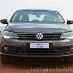 2015 VW Jetta TSI facelift front angle Review