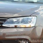 2015 VW Jetta TSI facelift headlight Review