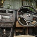 2015 VW Jetta TSI facelift interior Review