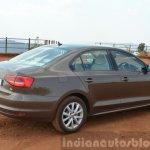 2015 VW Jetta TSI facelift rear quarters Review