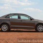 2015 VW Jetta TSI facelift side Review