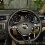2015 VW Jetta TSI facelift steering Review