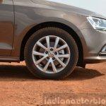 2015 VW Jetta TSI facelift wheel Review