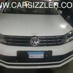 2015 VW Jetta facelift spied front