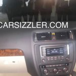 2015 VW Jetta facelift spied interior dashboard