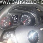 2015 VW Jetta facelift spied interior steering