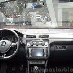 2015 Volkswagen Caddy dashboard view at 2015 Geneva Motor Show