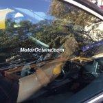 2016 Audi Q7 interior spied Mumbai