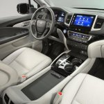 2016 Honda Pilot interior press shots