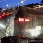 2016 Hyundai ix25 spied rear three quarter